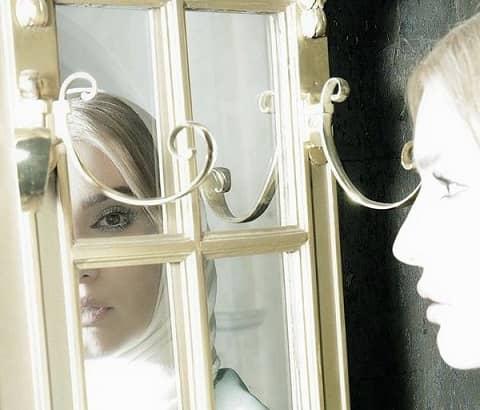 متین ستوده در آینه