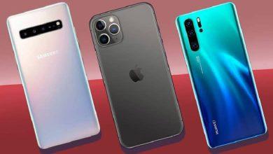 قیمت انواع گوشی موبایل امروز 19 مهر 1400