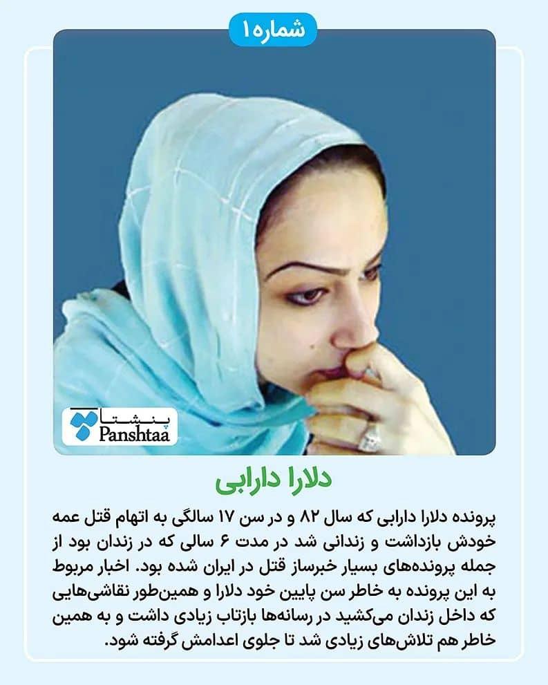 قتل های معروف تهران